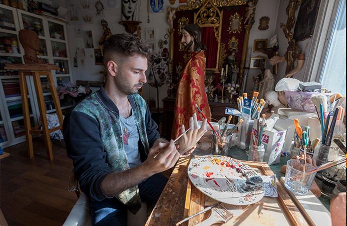 Una mirada diferente al arte religioso