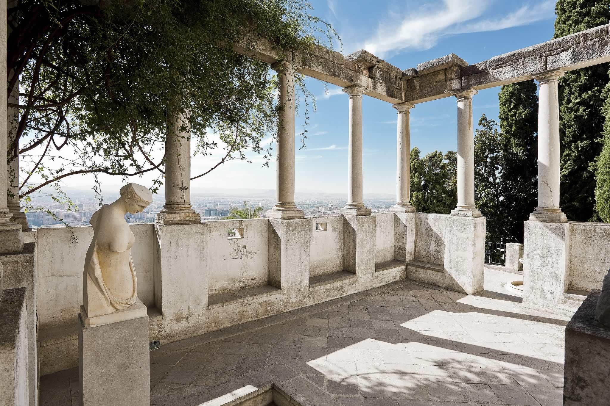 Patrimonio cultural andaluz en la Fundación Rodríguez Acosta