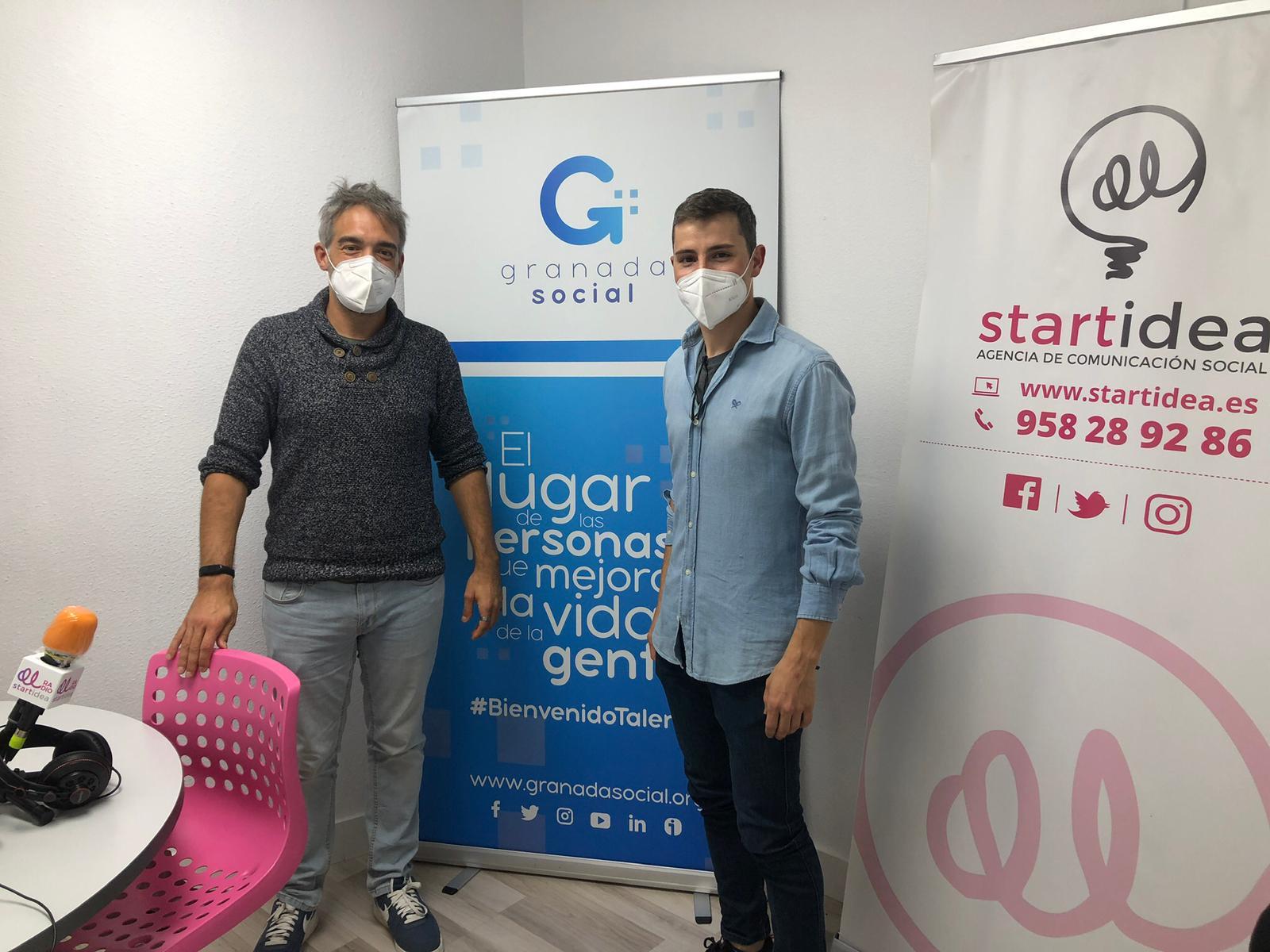 Entrevista con Javier Cenit, de la Asociación Granadina de Diabetes.