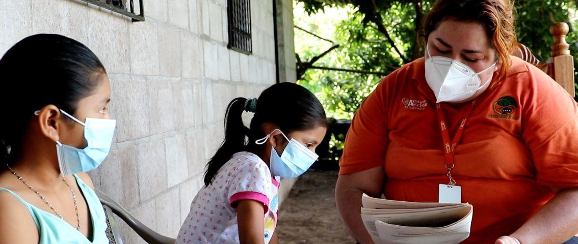 Ayuda en Acción y Canal Sur, juntas para dar respuesta a la pobreza infantil tras el impacto de la COVID-19