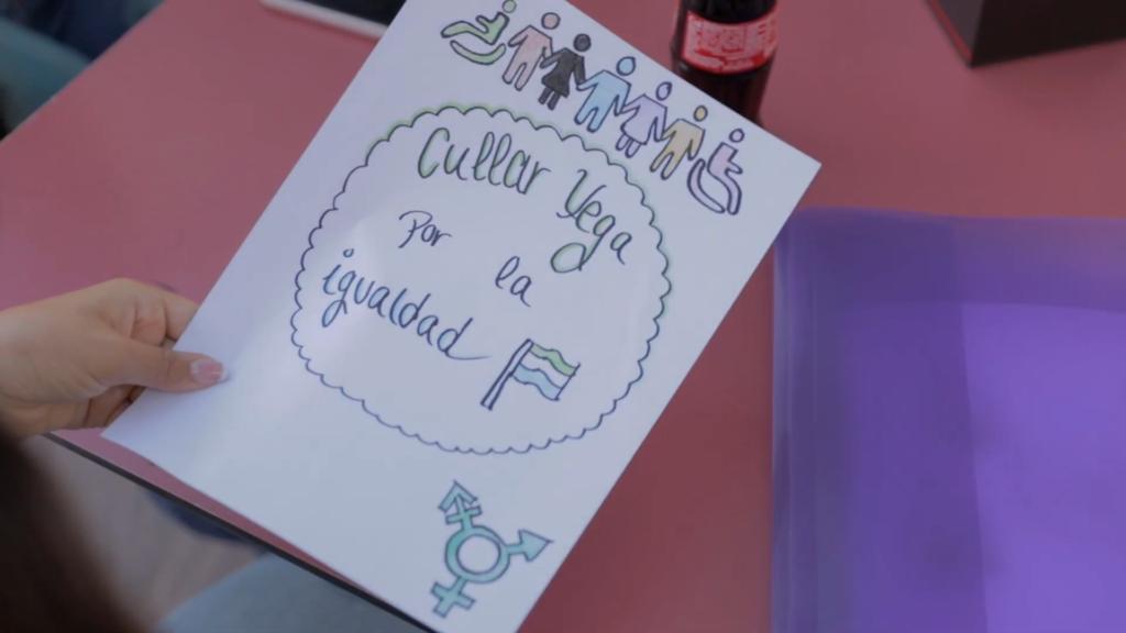 Las concejalías de Políticas de Igualdad y Juventud del Ayuntamiento de Cúllar Vega presentan la campaña «Desenmascarando los mitos del amor romántico»