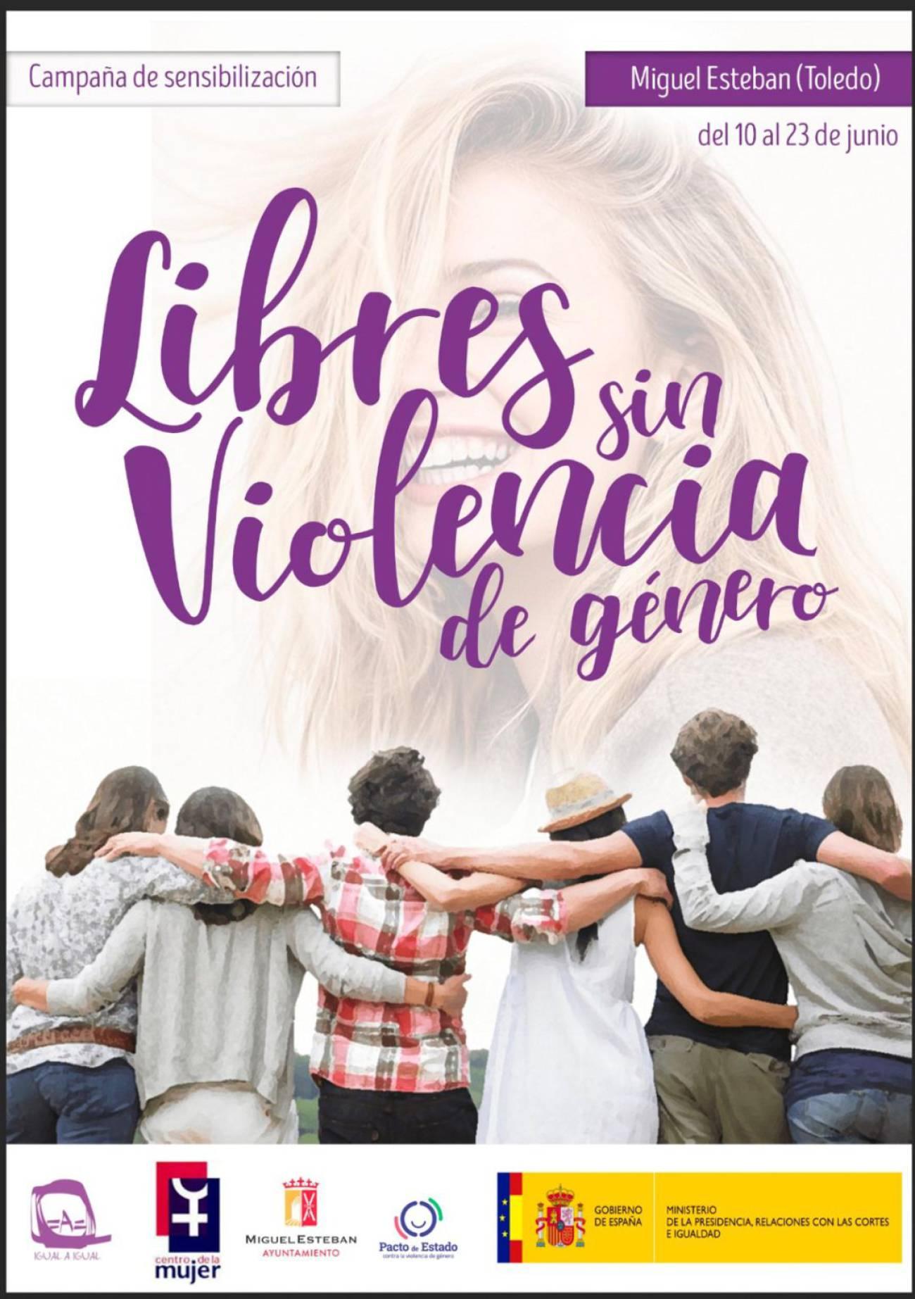 """""""Hay golpes que no se ven pero que también hacen daño"""", la nueva campaña de Granada contra la violencia de género"""