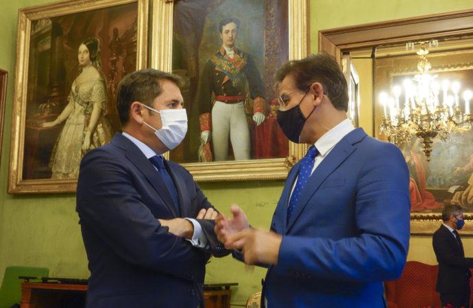 Ayuntamiento, CGE Y Cámara Granada firman un acuerdo para ayudar a las empresas de nueva creación, fortalecer las que se han visto golpeadas por la pandemia y favorecer la creación de empleo