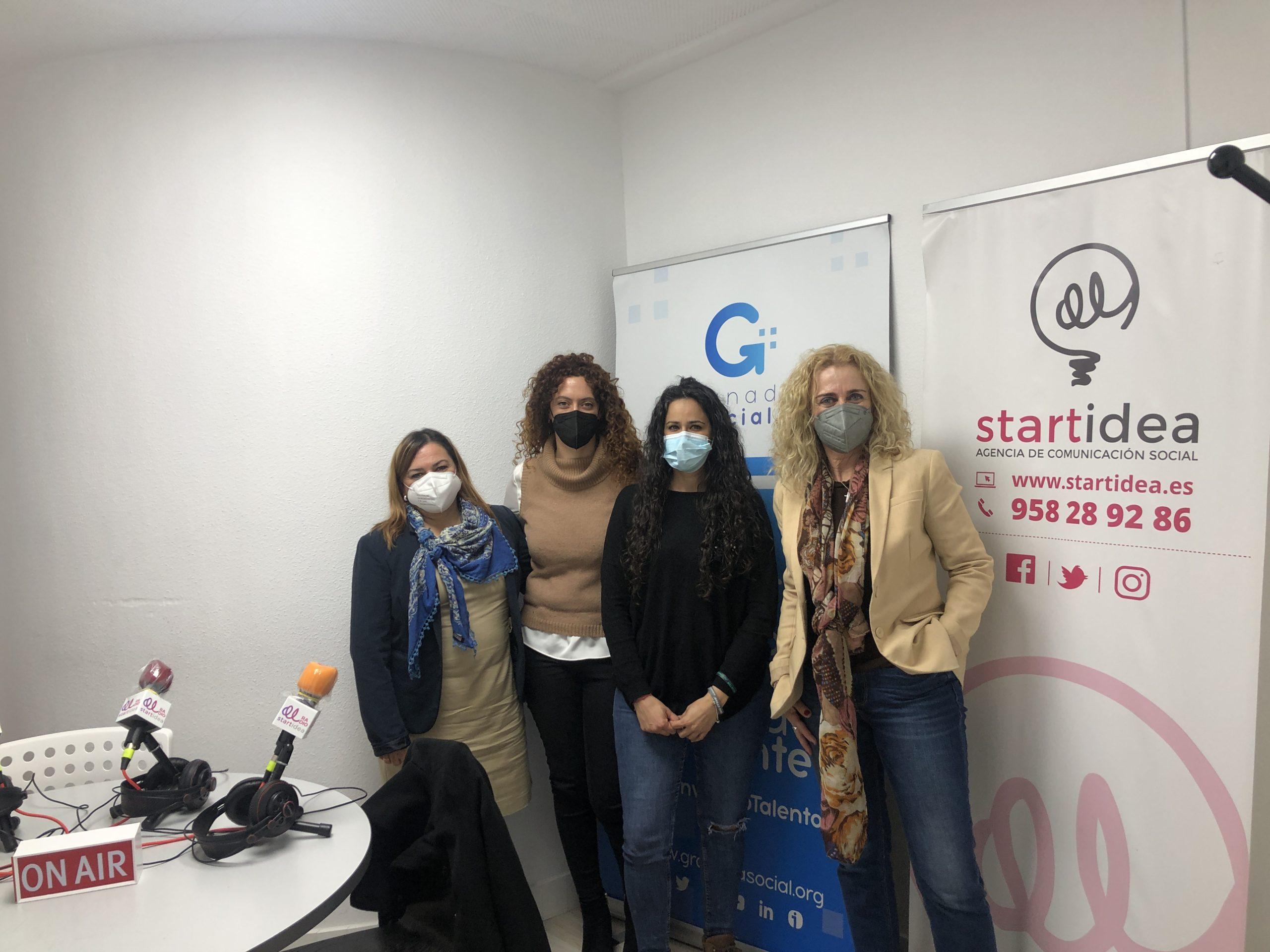 Celebrando el Día de la Mujer con Mujeres con Iniciativa en Granada Social