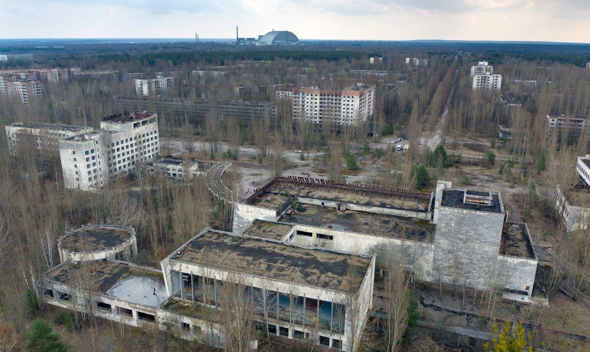 El cuarto real de Santo Domingo acoge con motivo del 35 aniversario del desastre de Chernóbil una muestra fotográfica del periodista bielorruso Vladimir Siz