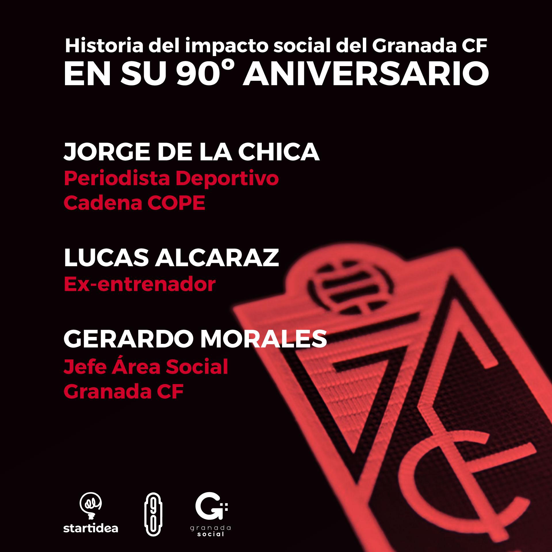 90 Años de historia en Granada y su impacto social del Granada CF