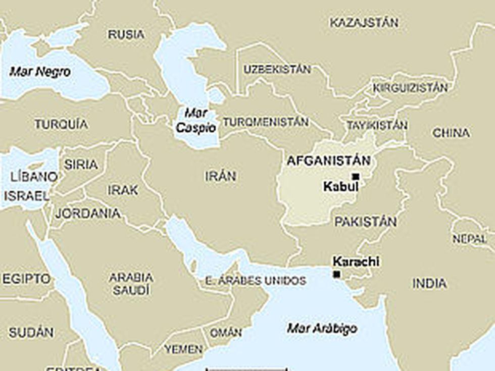 Afganistán: el tablero de la geopolítica en Asia