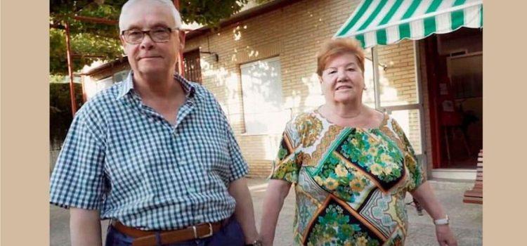 Manuel Martín García nos invita al Homenaje que se rendirá  esta tarde a Encarnación Olmedo y Ángel Aguado