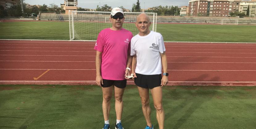 Moisés Osuna, triatleta y fisioterapeuta