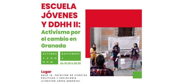 Escuela jóvenes y DDHH II: Activismo para el cambio