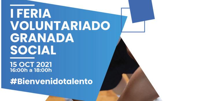 I Feria de Voluntariado Granada Social