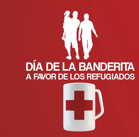 Día de la banderita de Cruz Roja