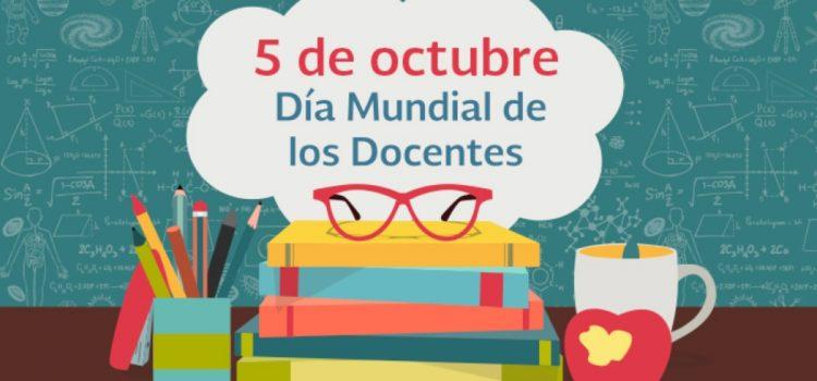 Día internacional del docente